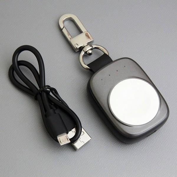 送料無料Apple Watchアップルウォッチ(3/2/1)用 充電器モバイルバッテリー『X-TAG』置くだけ充電 MFI認証700mAh クリックポスト(代引き/日時指定不可)|pro-tecta-shop|04