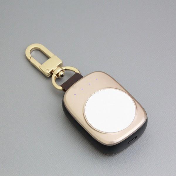 送料無料Apple Watchアップルウォッチ(4/3/2/1)用 充電器モバイルバッテリー『X-TAG』置くだけ充電 MFI認証700mAh クリックポスト(代引き/日時指定不可)|pro-tecta-shop|05
