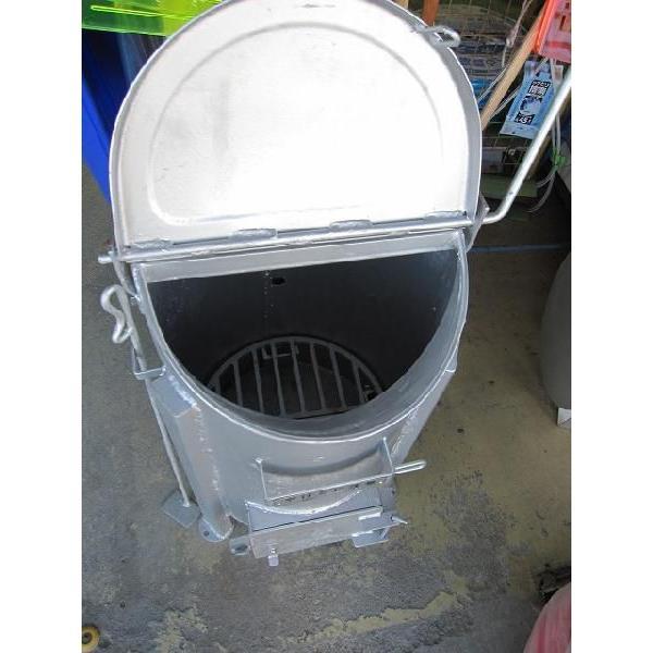 焼却炉 家庭用 RA-80 ミツワ東海|pro-yama|04