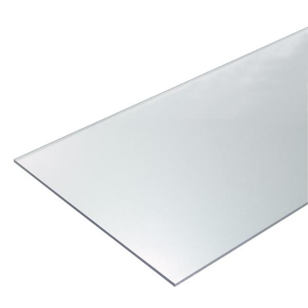 ポリカーボネート板  PC-1600 透明 厚さ4mm ご希望サイズにカット(1平方メートル単価)タキロン