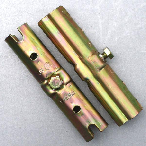 単管用C型ジョイント 48.6 (ボンジョイント)30入り |pro-yama