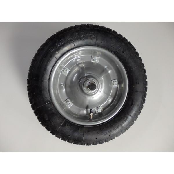 一輪車タイヤ5本セット