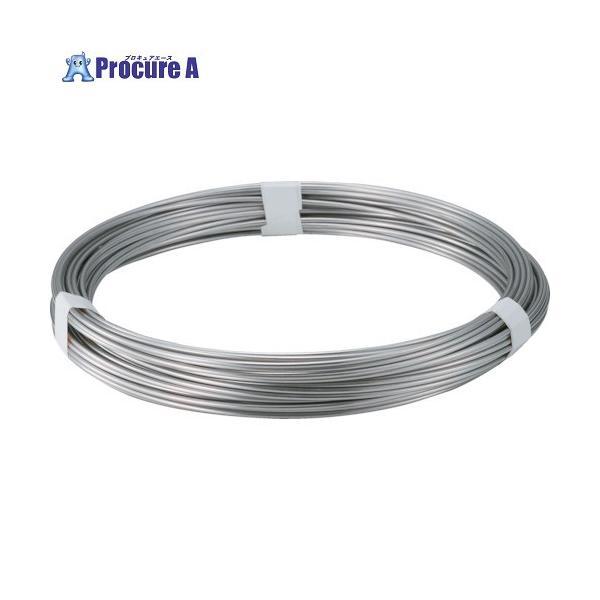 TRUSCO ステンレス針金 0.9mm 1kg TSW-09 ▼282-5635 トラスコ中山(株)