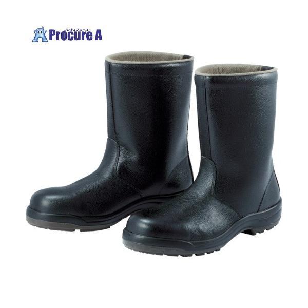 ミドリ安全 ウレタン2層底 安全靴 半長靴 CF140 28.0CM▼388-4694ミドリ安全(株)