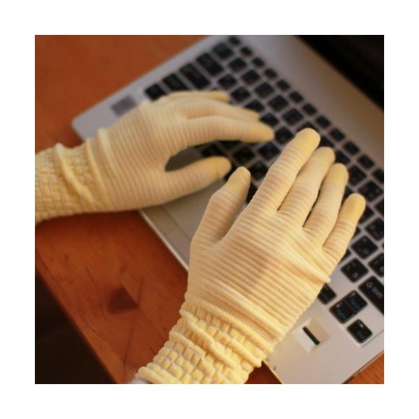 ネイルケア - 爪保湿保護グローブ・手袋2枚セット - プレゼントにおすすめ - ネイルアップ - 代引不可-|product-factory-jp|02