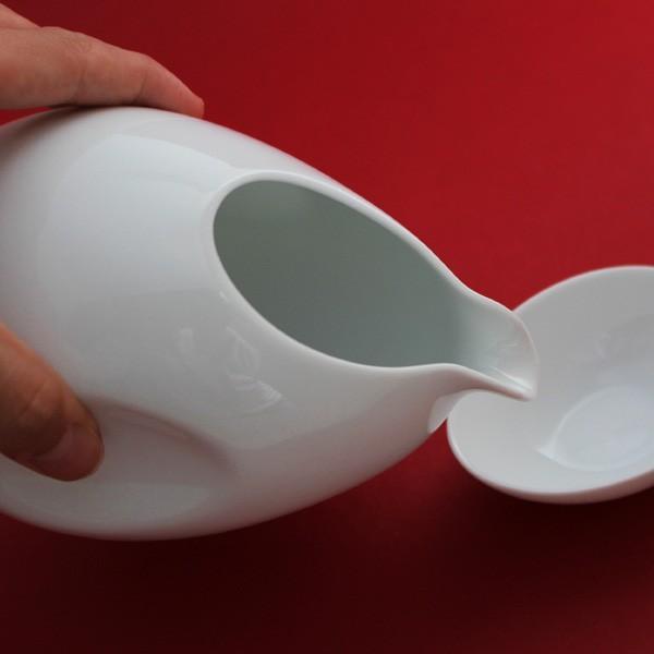 とっくり&おちょこエッグセット - 白磁カップ 小鉢 波佐見焼の窯元がルーツ - 英一郎製磁|product-factory-jp|02