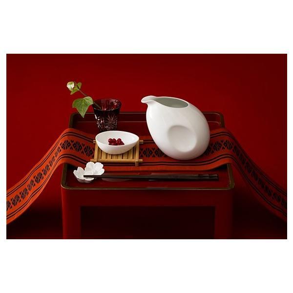 箸置き さくらの花 5個セット - おしゃれ陶器プレゼントに 白磁 波佐見焼の窯元がルーツ - 英一郎製磁|product-factory-jp|05