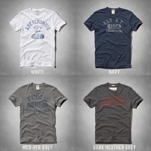 アバクロンビー Abercrombie&Fitch メンズ Tシャツ productsstore 02