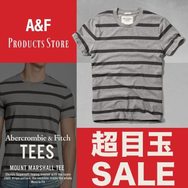 アバクロンビー Abercrombie&Fitch メンズ Tシャツ productsstore