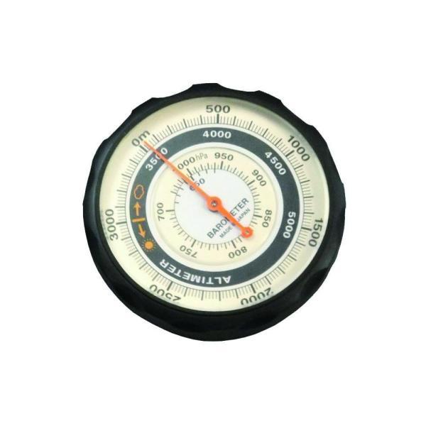 No.610 気圧表示付高度計 ケース 天気 予測 傾向 日本 コンパクト 小型 登山