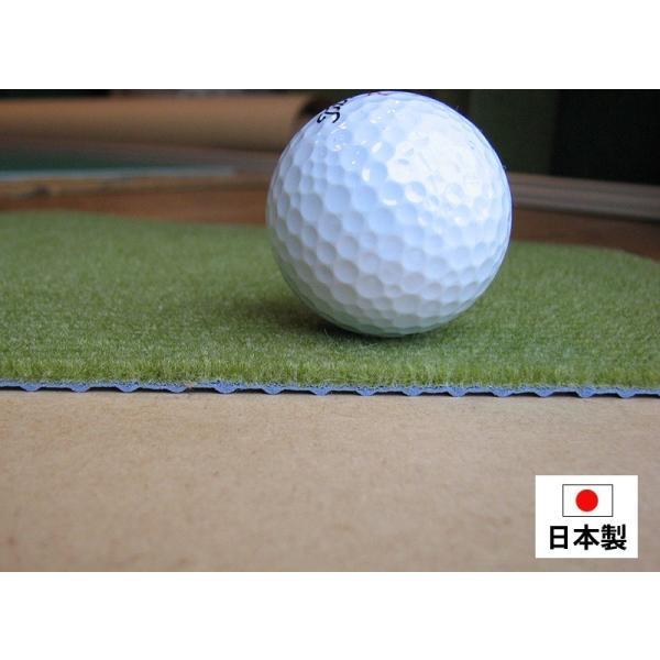パターマット工房 30cm×3m BENT-TOUCHパターマット 距離感マスターカップ付き 日本製 パット 練習|progolf|07