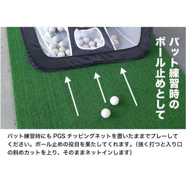 アプローチ 練習ネット PGSチッピングネット ゴルフ 練習 progolf 17