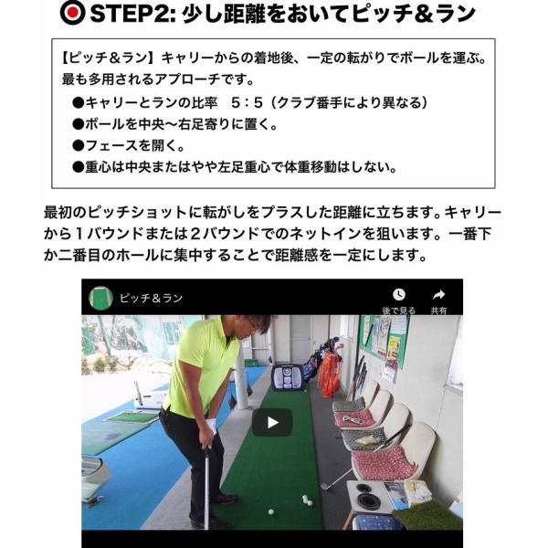 アプローチ 練習ネット PGSチッピングネット ゴルフ 練習|progolf|06