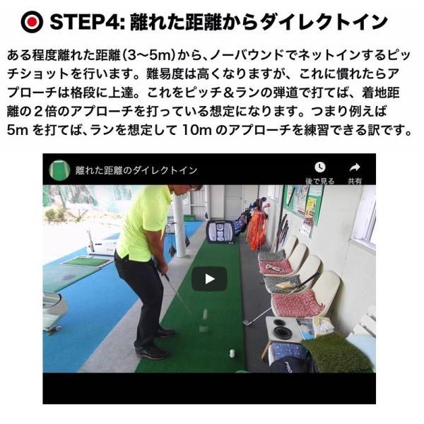 アプローチ 練習ネット PGSチッピングネット ゴルフ 練習 progolf 09