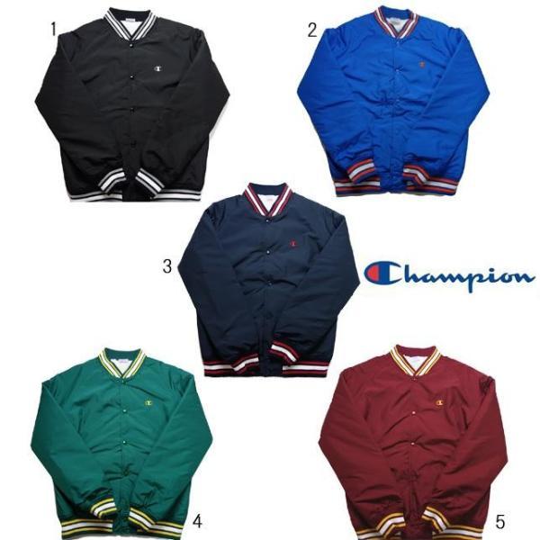 チャンピオン スナップジャケット スタジャン C3-G610|progres