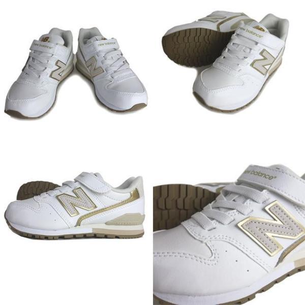 ニューバランス NEW BALANCE KV996 ブラック ホワイト キッズ ジュニア スニーカー 靴|progres|03