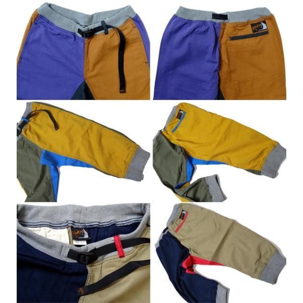 ROKX ロックス COTTONWOOD CRAZY CROPS  コットンウッド クレイジー クロップ ショート パンツ 3カラー|progres|02