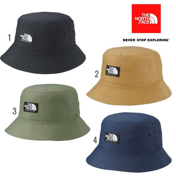 ノースフェイス  メンズ レディース キャンプサイドハット ユニセックス NN01817 バケットハットTHE NORTH FACE  HAT|progres
