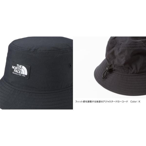 ノースフェイス  メンズ レディース キャンプサイドハット ユニセックス NN01817 バケットハットTHE NORTH FACE  HAT|progres|02