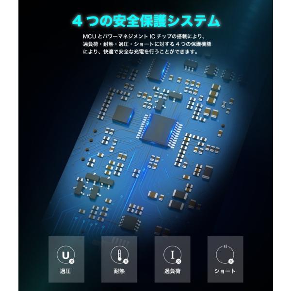 ワイヤレス充電器 あすつく 1年保証 Qi 無線充電器 充電速度が75%もアップ 米国基準QC2.0 急速充電 搭載 iPhone 8 Plus iPhone X Note8 Galaxy 対応 CD134|project-a|10