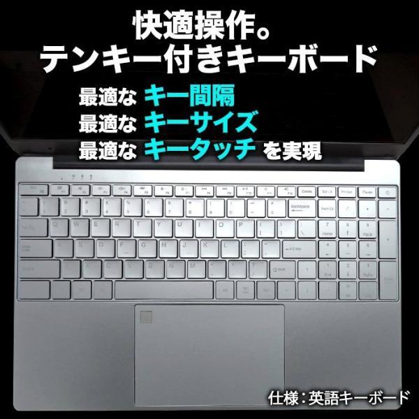 ノートパソコン 中古パソコン 新品SSD512GB 新品DVDマルチ メモリ8GB Windows10 Microsoft Office2016 15型 USB3.0 第3世代Corei5 無線 富士通 LIFEBOOK project-a 05