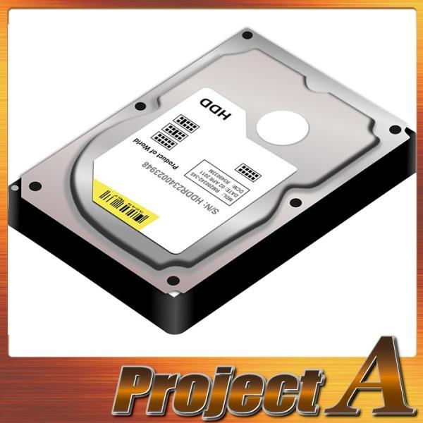 デスクトップパソコン ハードディスク HDD 3.5インチ SATA Serial ATA 500GB 7200rpm メーカー問わず 増設 交換 用 動作確認済 ヤマトネコポス発送