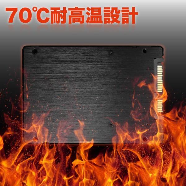 パソコン用 新品 2.5インチ 内蔵型SSD 120GB SATA 6Gbps 3D NAND TLC Read(MAX)500 Write(MAX)400MB/s 3年国内保証 送料無料 ヤマト運輸発送 紛失保証あり project-a 04