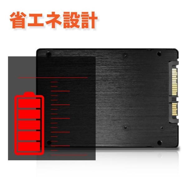 パソコン用 新品 2.5インチ 内蔵型SSD 120GB SATA 6Gbps 3D NAND TLC Read(MAX)500 Write(MAX)400MB/s 3年国内保証 送料無料 ヤマト運輸発送 紛失保証あり project-a 07