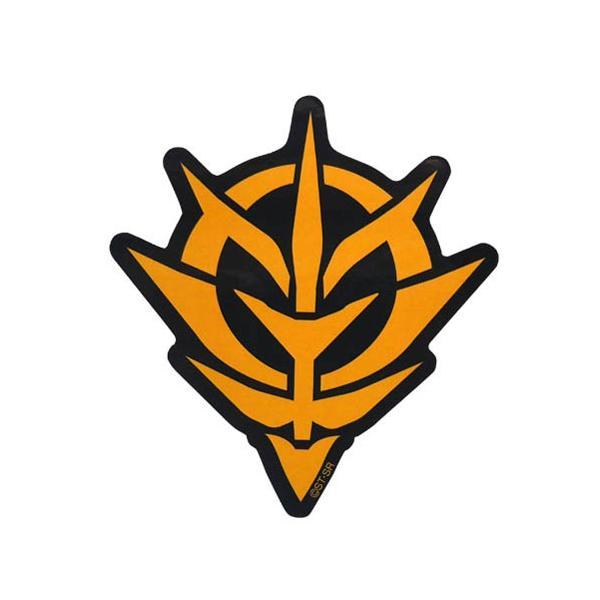 【ネコポス/ゆうパケット対応】コスパ 機動戦士ガンダム ジオン 耐水ステッカー