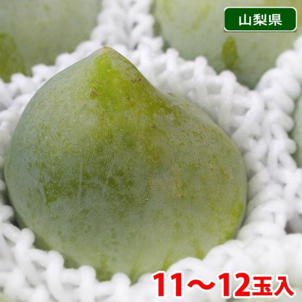 山梨県産 ケルシー 約2kg(11〜12玉入り)