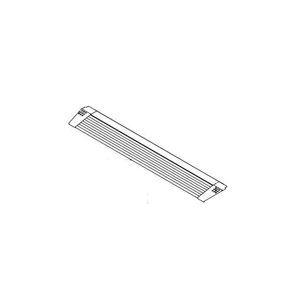 INAX スロープ(端部キャップ付き) DO-YHAD622W08