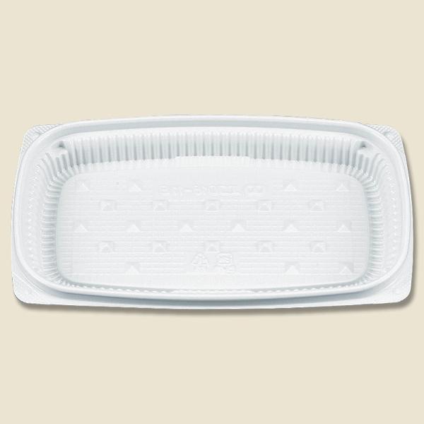 フードパック 業務用 使い捨て 惣菜容器 BFエコD18-11B 白 本体 50枚