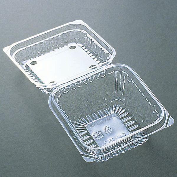 フードパック OP-150 穴あり 業務用 100枚 デンカポリマー
