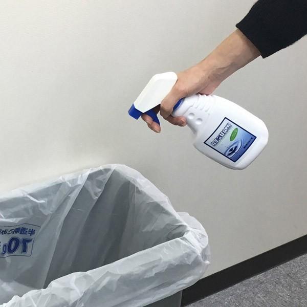 除菌消臭 次亜塩素酸水 アスクア デオ スプレーボトル&手指洗浄用ポンプ式セット 各200ppm(500ml)|propre-racli|03