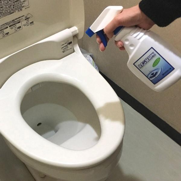 除菌消臭 次亜塩素酸水 アスクア デオ スプレーボトル&手指洗浄用ポンプ式セット 各200ppm(500ml)|propre-racli|04