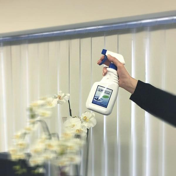 除菌消臭 次亜塩素酸水 アスクア デオ スプレーボトル&手指洗浄用ポンプ式セット 各200ppm(500ml)|propre-racli|07