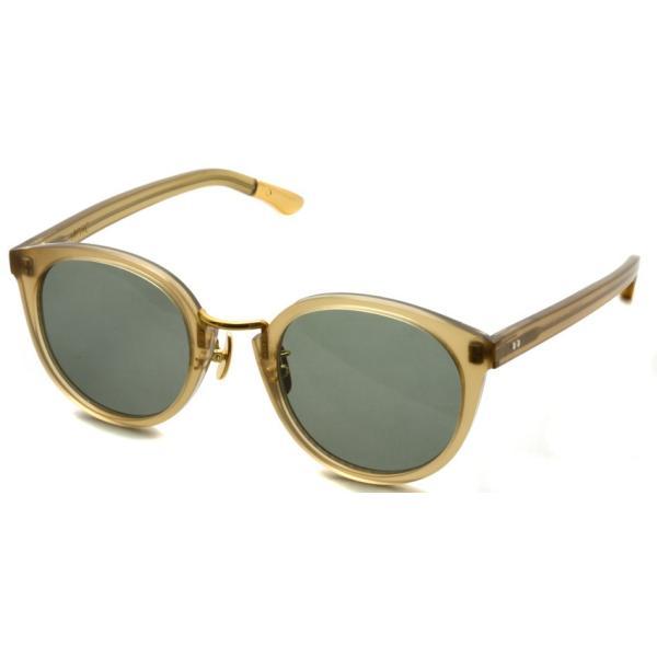 A.D.S.R. DARRYL12 PALE BROWN / GOLD クリアブラウン/ゴールド サングラス|props-tokyo