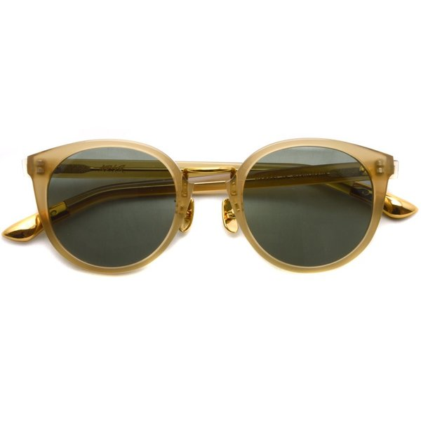 A.D.S.R. DARRYL12 PALE BROWN / GOLD クリアブラウン/ゴールド サングラス|props-tokyo|02