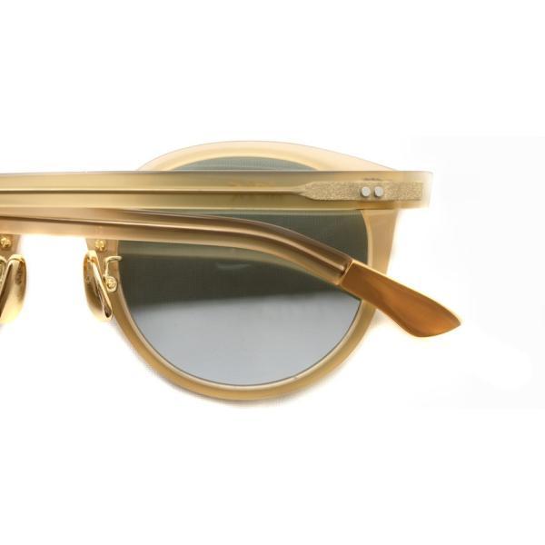 A.D.S.R. DARRYL12 PALE BROWN / GOLD クリアブラウン/ゴールド サングラス|props-tokyo|04