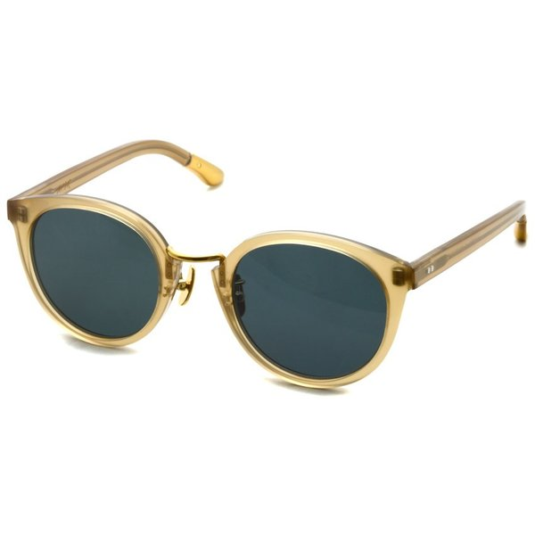 A.D.S.R. DARRYL12 PALE BROWN / GOLD クリアブラウン/ゴールド サングラス|props-tokyo|05