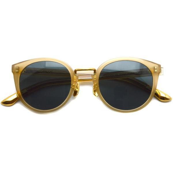 A.D.S.R. DARRYL12 PALE BROWN / GOLD クリアブラウン/ゴールド サングラス|props-tokyo|06