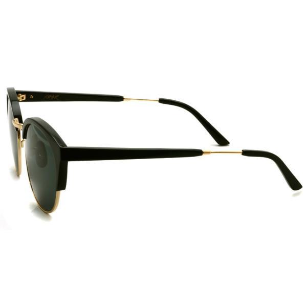 A.D.S.R. DIMITRI ディミトリ 01 SHINY BLACK / GOLD ブラック/ゴールド サングラス 【送料無料】|props-tokyo|03