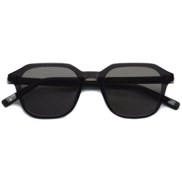A.D.S.R. FABIO01 ファビオ Clear Black クリアブラック-フラットダークグレーレンズ サングラス|props-tokyo|02