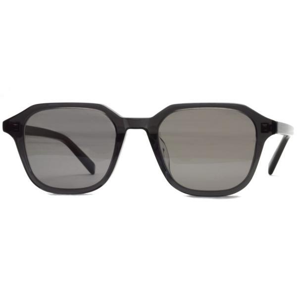A.D.S.R. FABIO01 ファビオ Clear Black クリアブラック-フラットダークグレーレンズ サングラス|props-tokyo|05