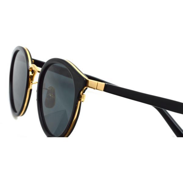 A.D.S.R. REICH ライヒ 01 Shiny Black / Gold シャイニーブラック/ゴールド サングラス 【送料無料】|props-tokyo|04