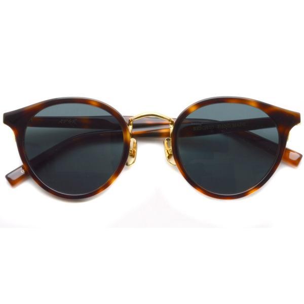 A.D.S.R. REICH ライヒ 03 Havana Brown / Gold ハバナブラウン/ゴールド サングラス 【送料無料】|props-tokyo|02