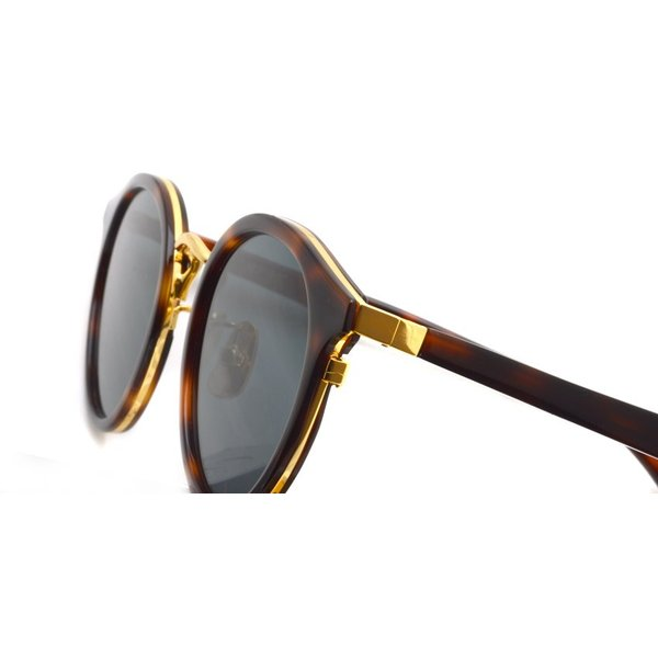 A.D.S.R. REICH ライヒ 03 Havana Brown / Gold ハバナブラウン/ゴールド サングラス 【送料無料】|props-tokyo|04
