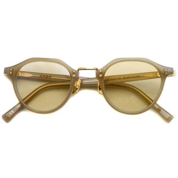 A.D.S.R. SATCHMO 06 サッチモ Pale Khaki / Gold - Light Brown ペールカーキ/ゴールド ライトブラウンレンズ サングラス 【送料無料】|props-tokyo|02