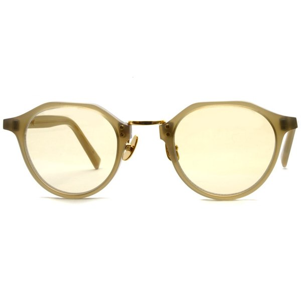 A.D.S.R. SATCHMO 06 サッチモ Pale Khaki / Gold - Light Brown ペールカーキ/ゴールド ライトブラウンレンズ サングラス 【送料無料】|props-tokyo|06