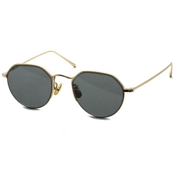 A.D.S.R. TIPSY01[b] ティプシー Gold - Black lenses ゴールド-ブラックレンズ サングラス|props-tokyo